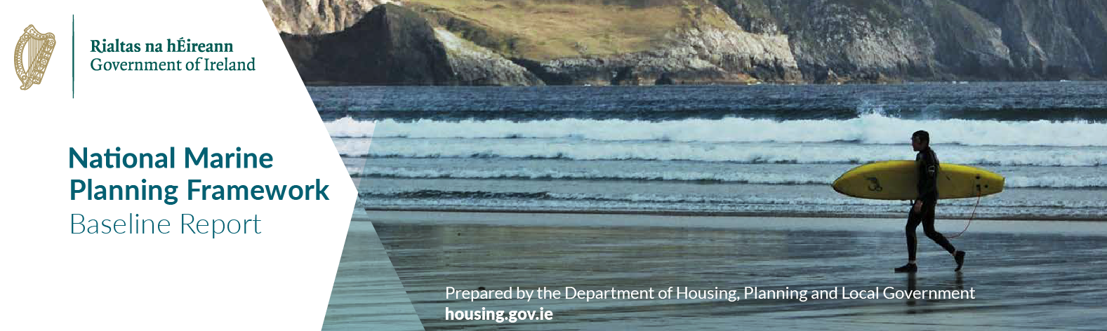 National Marine Planning Framework Baseline Report Published