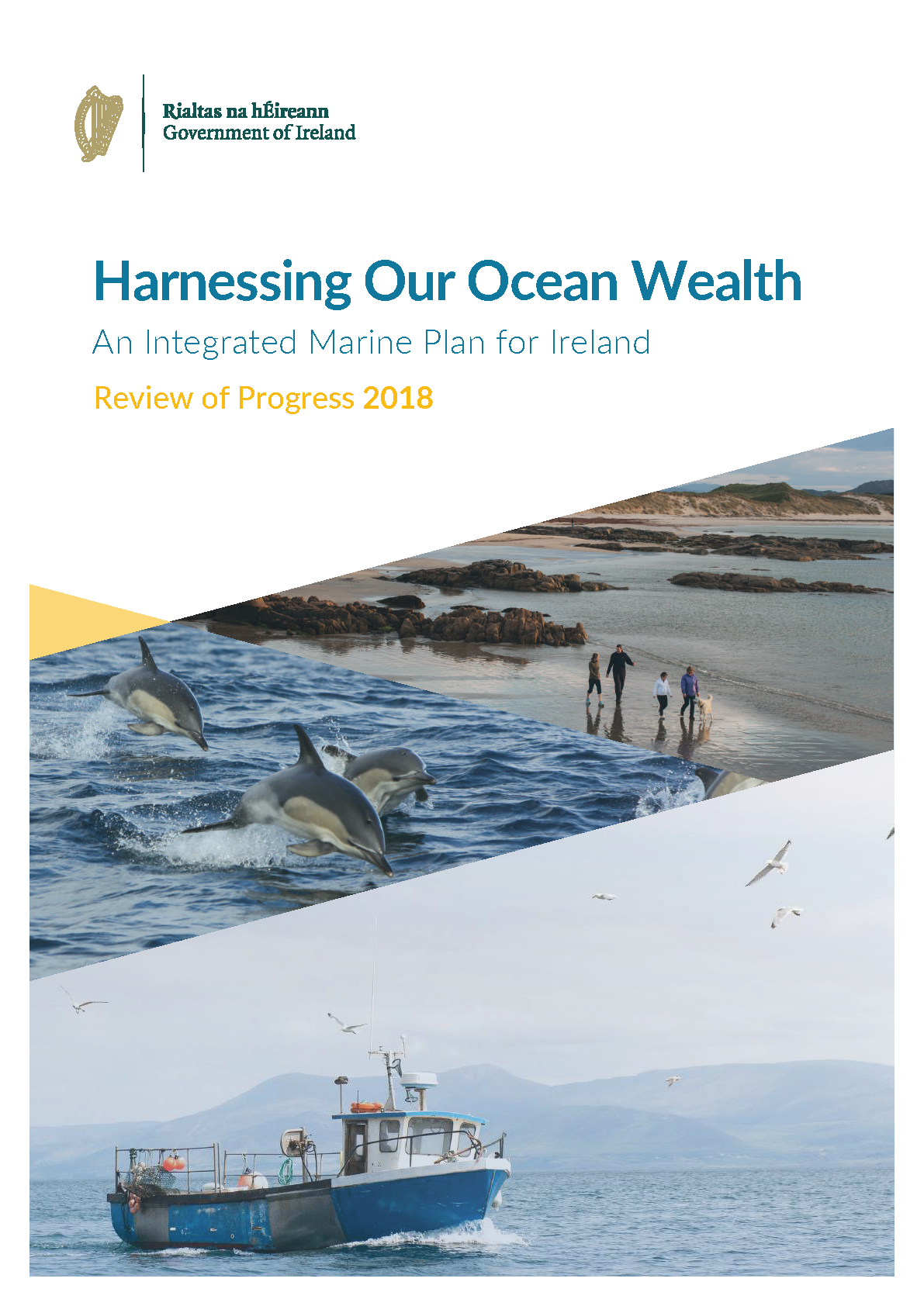 Harnessing Our Ocean Wealth - Review of Progress 2018