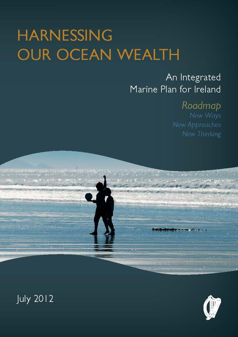 Cover Image of Harnessing Our Ocean Wealth