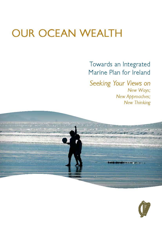 Our Ocean Wealth Consultation Document 2012