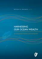 Harnessing Our Ocean Wealth - Review of Progress 2014