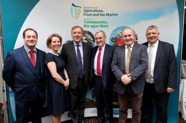 Creed hosts Sectoral Dialogue for the Seafood Sector - Irish Seafood Sector plans for Brexit