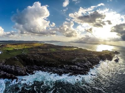 Malin Head. Image courtesy of Ireland's Content Pool