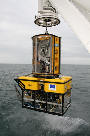 ROV Holland 1. Picture Credit Aodhan Fitzgerald