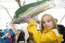 A host of activities for children are planned for SeaFest 2017.