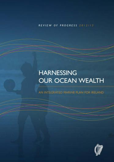 Harnessing Our Ocean Wealth - Review of Progress 2012/13