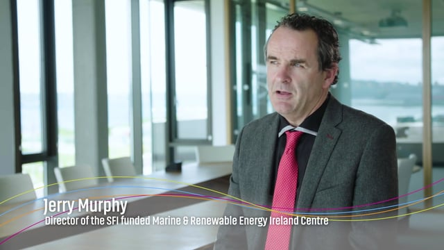 Jerry Murphy - Marine & Renewable Energy Ireland