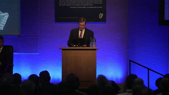Taoiseach's Address - An Taoiseach Enda Kenny TD