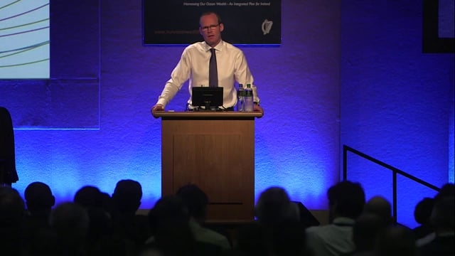 Setting the Scene - Simon Coveney TD Minister for Agriculture, Food and the Marine