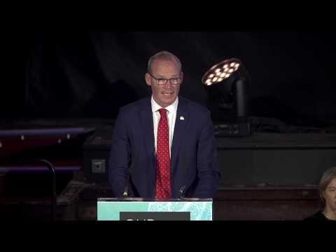 Simon Coveney - Summit Closing Address