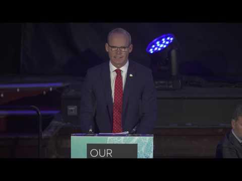 Address by Simon Coveney