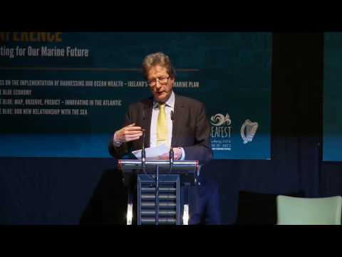 Conference Welcome & the Subsea Cabled Observatory Launch